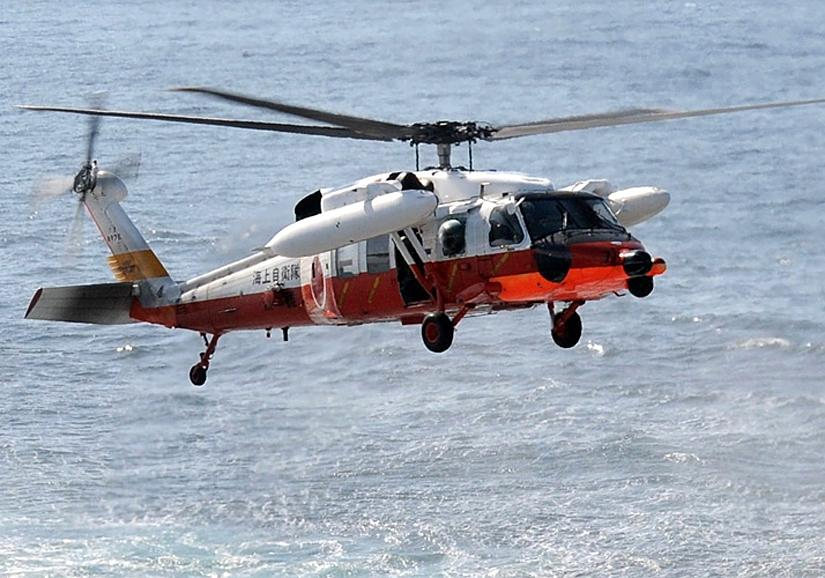 Search and Rescue windows - SIKORSKY MH-60