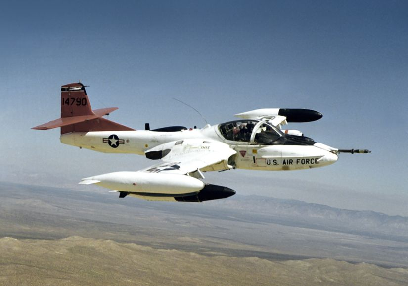 CESSNA AT-37 JET TRAINER CANOPY
