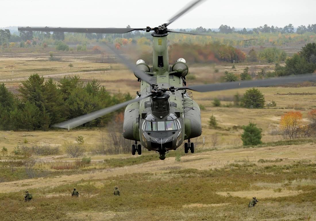 Boeing CH-47 Skylight Panel