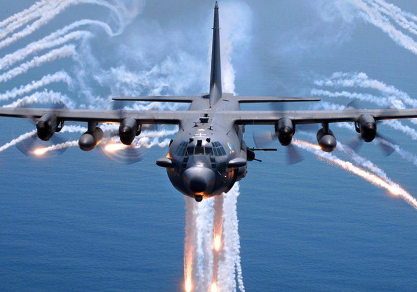 LOCKHEED C-130 HERCULES SCANNER WINDOW